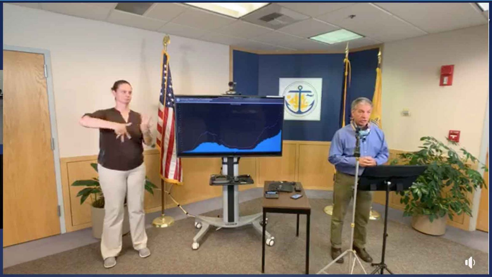 Anchorage Community Briefing - mandating the use of cloth face coverings or masks in the Municipality of Anchorage