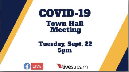 COVID-19 Townhall