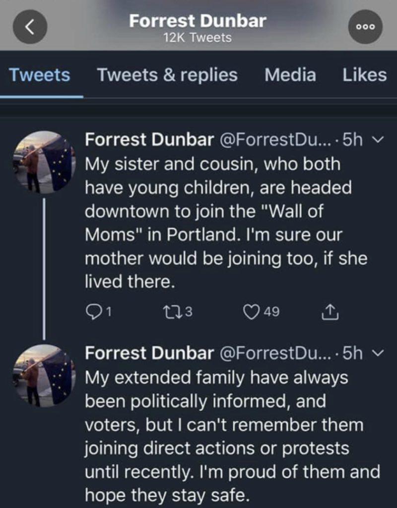 The Dunbar Campaign Begins