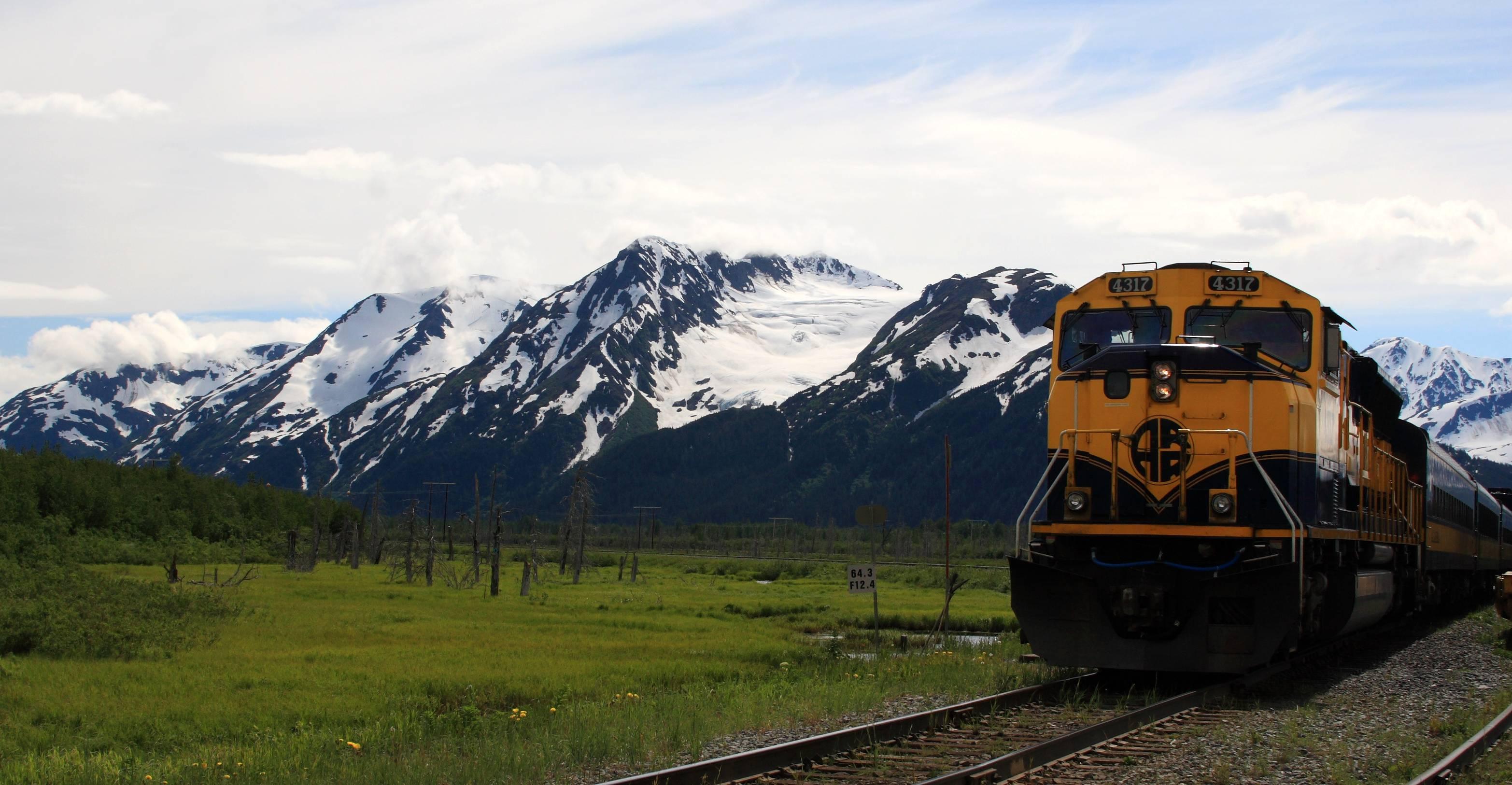 The Alaska Railroad's Perspective